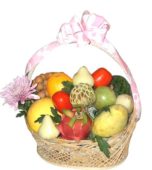 Giỏ trái cây HV-F-602(ID: HV-F-602)