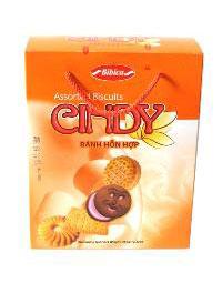 Bánh quy hỗn hợp Cindy Bibica 350g(ID: HV-GOL-KDO-204977)