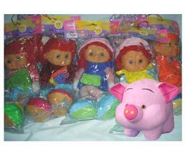 Bộ quà dành cho bé yêu - 13(ID: HV-GOL_BBXX-PIG01)