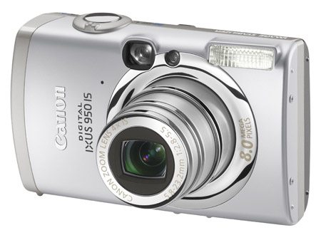 Canon IXUS 950 IS (ID: IXUS950IS)