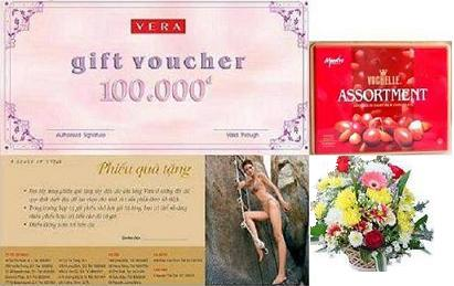 Gifts to Vietnam - Vera Underwear (Saigon, Can Tho, Da Nang, Ha Noi only) (ID: HV-NH-V-9044)