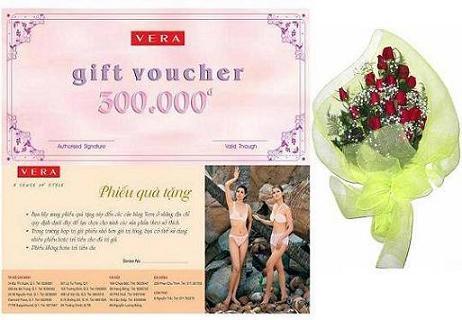 Gifts to Vietnam - Vera Underwear (Saigon, Can Tho, Da Nang, Ha Noi only)(ID: HV-NH-V-9045)