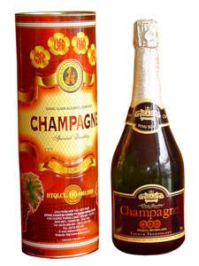 Champagne Trang (DX), 750 ml/11.5 (ID: HV-NH-W-821)