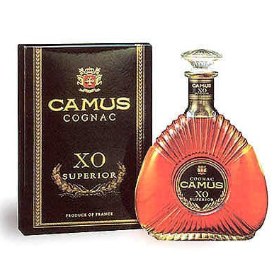 Camus XO Superior 25 Fl.oz (700 ml). Made in France (ID: HV-NH-W-844)