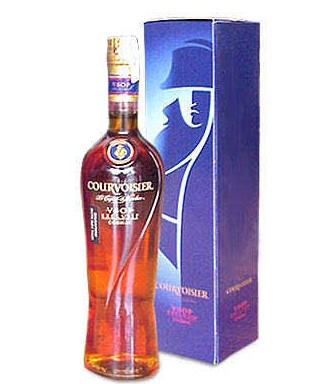 Courvoisier V.S.O.P Cognac 25 Fl.oz (350 ml). Made in France (ID: HV-NH-W-846)