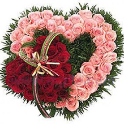 HV-NH-L-383 Giỏ 100 hoa hồng(ID: HV-NH-L-383)