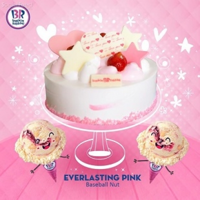 Everlasting Pink (15cm) (ID: TH-EVERLASTING-PINK)