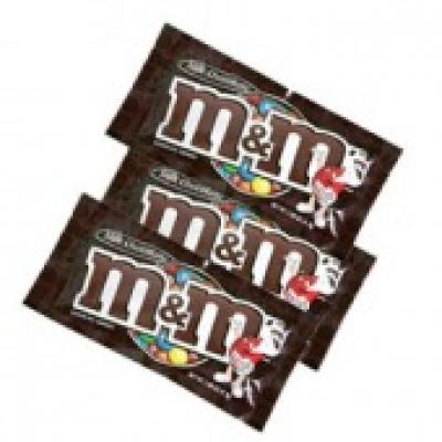3 Bags of M&M Milk Chocolate(ID: TH-MM-MILK-CHOCOLATE)
