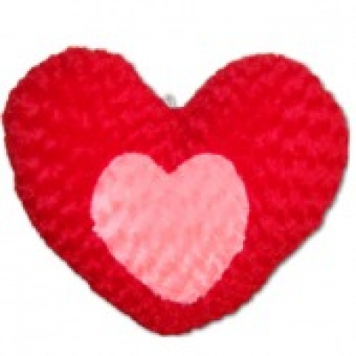 Valentine Red Heart 2 (ID: TH-RED-HEART-2)