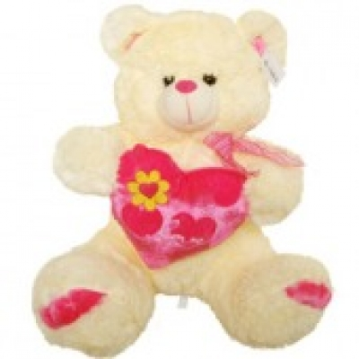 Yellow Teddy Bear 2 (ID: TH-TB-YELLOW-2)