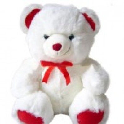 White Teddy Bear 2 (ID: TH-WH-TED-BEAR-2)