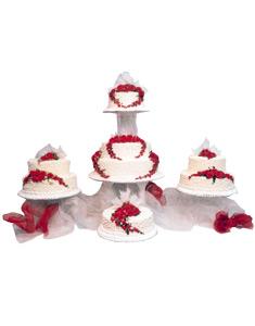 Bánh cưới tầng Chantilly hiệu Brodard 8 tầng HV-GOL-BRD_C67-01(ID: HV-GOL-BRD_C67-01)
