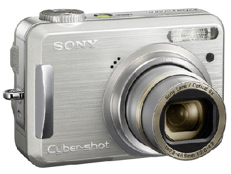 Sony Cyber-shot DSC-S750(ID: DSC-S750)