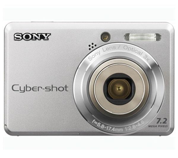 Sony Cyber-shot DSC-S730(ID: DSC-S730)