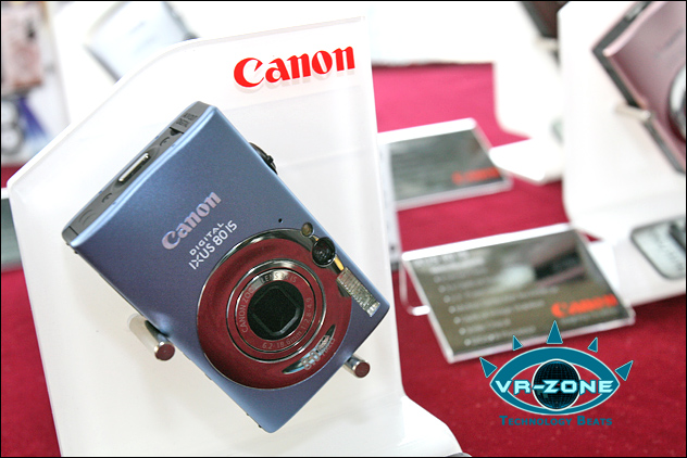 Canon IXUS 80 IS (ID: IXUS80IS)