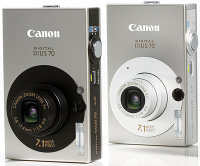 Canon IXUS 70(ID: IXUS70)
