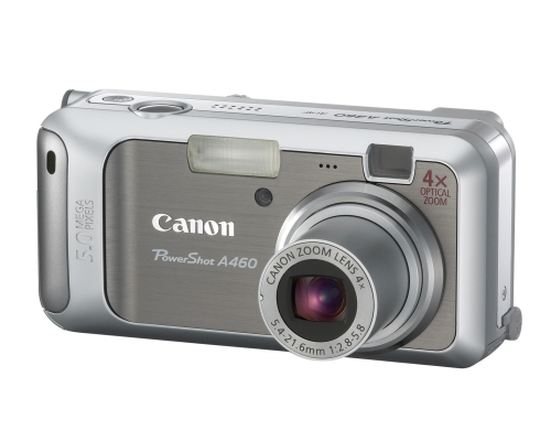 Canon Power Shot A460 (ID: PowerShotA460)