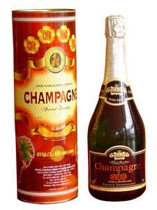 Champagne Trang (DX), 750 ml/11.5(ID: HV-NH-W-821)