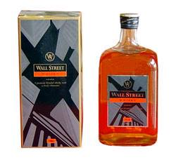 Wall Street whisky, 750 ml/39, Made in Vietnam (ID: HV-NH-W-833)