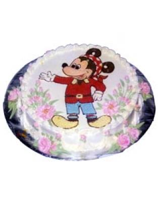 HV-NH-C-970 - Milk cake of Duc Phat bakery 25cm(ID: HV-NH-C-970)