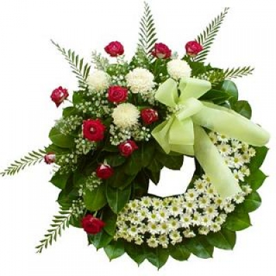 HV-NH-S-521 - Funeral flowers (ID: HV-NH-S-521)