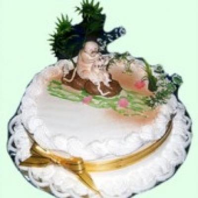 Bánh Kem Tuổi Thân(ID: TH-BD-MONKEY)