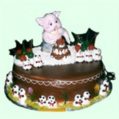 Bánh Kem Tuổi Hợi(ID: TH-BD-PIG)
