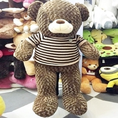Brown Teddy Bear 1,4 M (ID: TH-BROWN-TED-BEAR-1-4M)