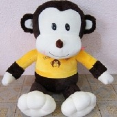Baby Stuffed Monkey (ID: TH-MONKEY)