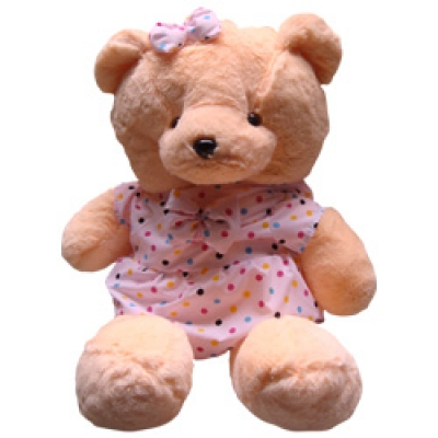 Bear In Dress (ID: TH-TB-DRESS)